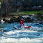 White Water SUP Salza