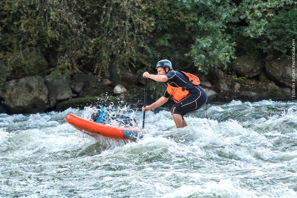 Whitewater SUP Mur