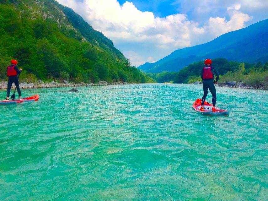 River SUP Soca