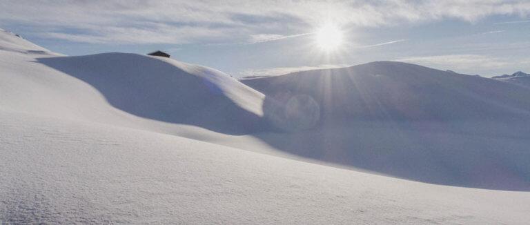 Schneeschuhwanderung Graz