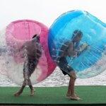 Bubble Wrestling