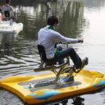 Waterbike Mann