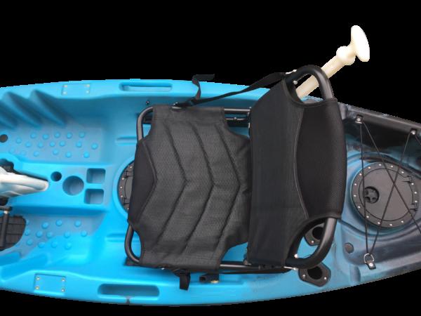 Pedal Kajak blau Sitz