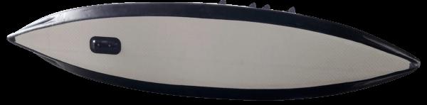 Aufblasbare Drop Stitch Kajaks 1-2 Personen Unterseite