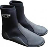 Neopren Boots schwarz
