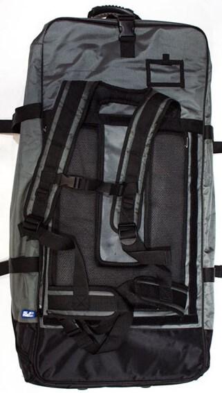 SUP Trolly Bag mit Rollen – auhc als Tauchrucksack verwendbar