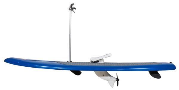 Water Stepper Pedal blau Seitenansicht