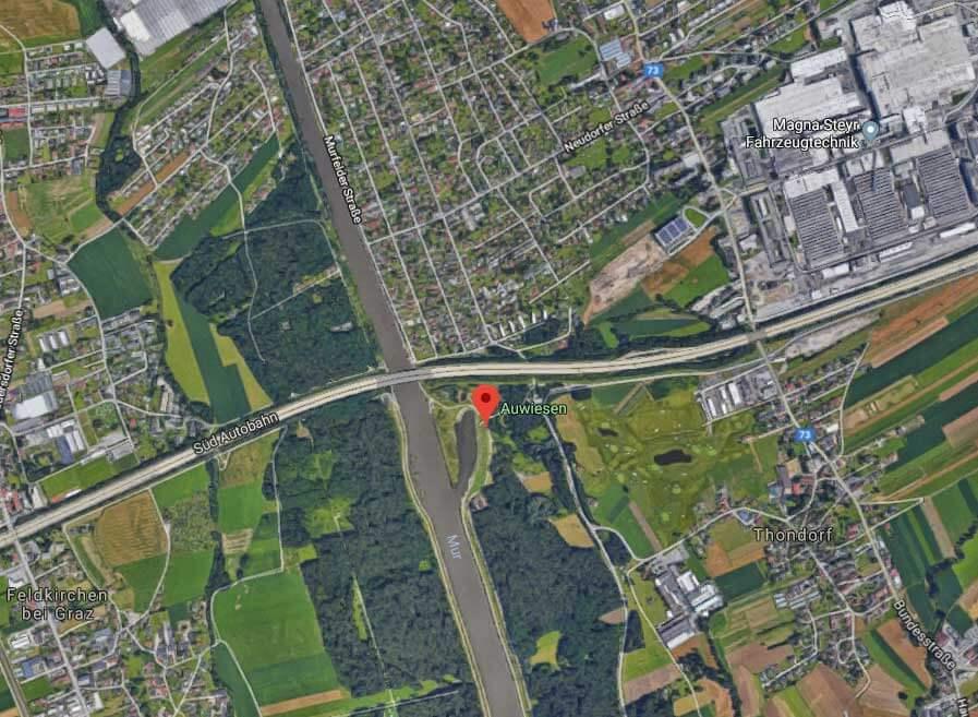 Freizeitpark Auwiesen Standort Google Maps