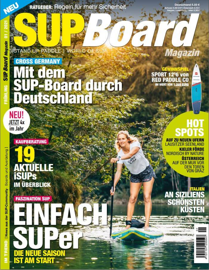 SUP Board Magazin